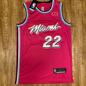 Jimmy Butler Miami Vice Jersey